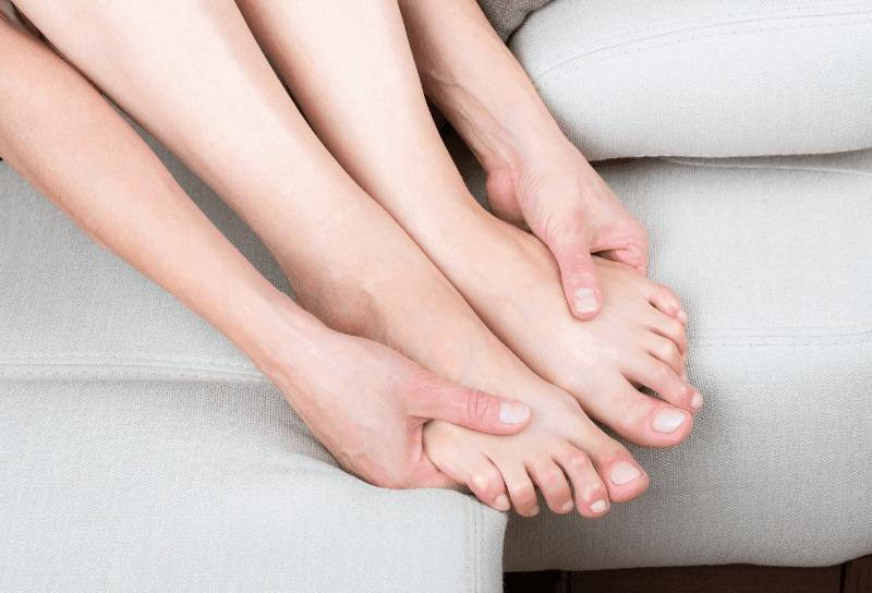 оловни крака-лечение