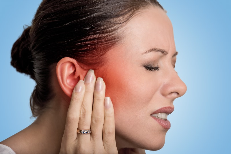 облекчаване на шум в ушите