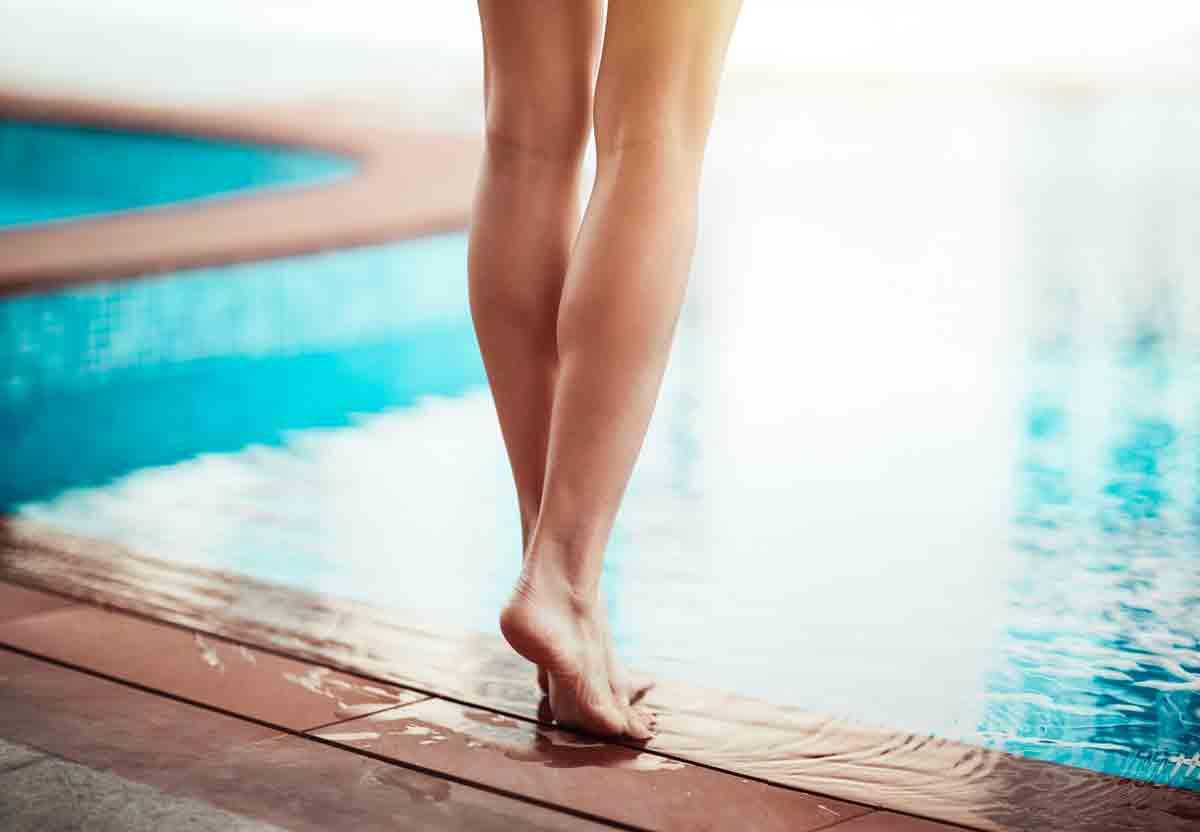 Студени крака през лятото? Подобрете кръвообращението!