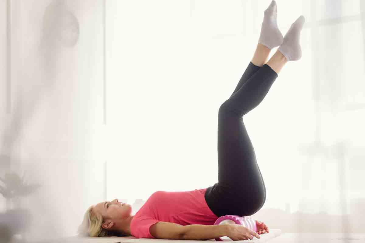 Кръвообращение на краката – ето как да се подобри