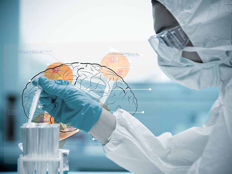 Коронавирус: засяга човешкия мозък и когнитивни функции