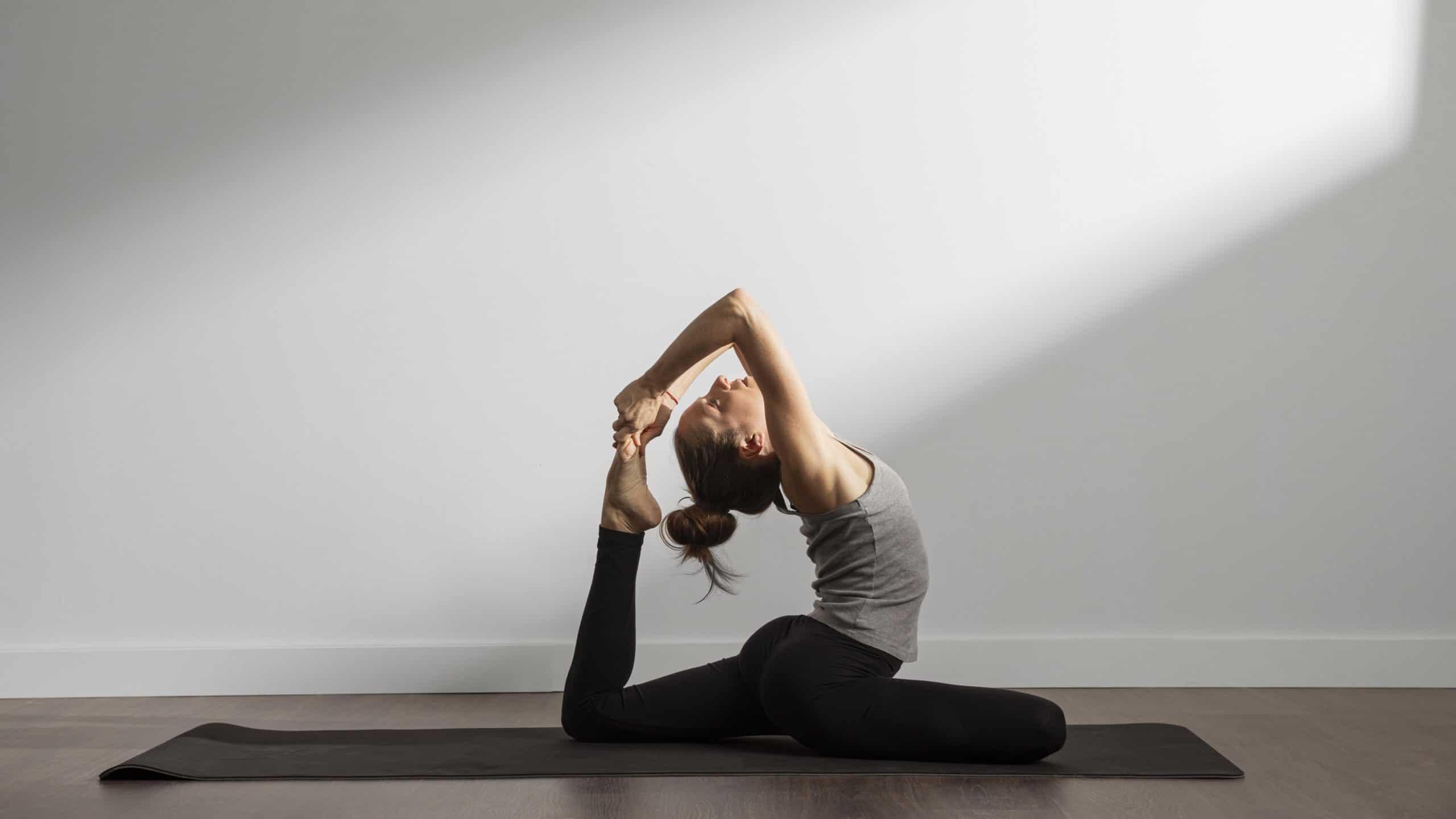 Йога при световъртеж