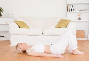 4 лесни упражнения за прибиране на хемороиди
